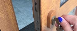 Hackney locks change